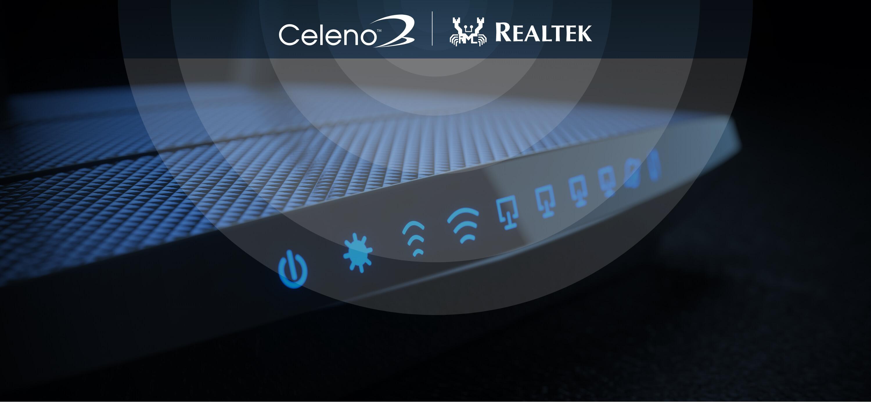 Celeno and Realtek Debut a Joint Solution for Wi-Fi 6/6E Enabled Fiber Gateways