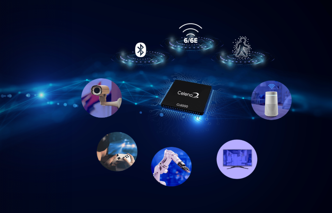 Celeno launches the world's first connectivity client chip combining Wi-Fi, Bluetooth, and Doppler Radar
