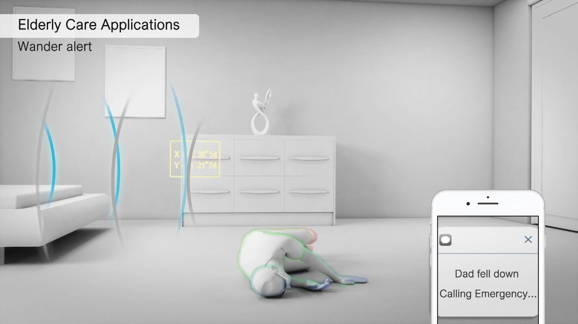 Wi-Fi Doppler Imaging